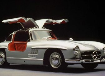 Mercedes SL 300 Gullwing